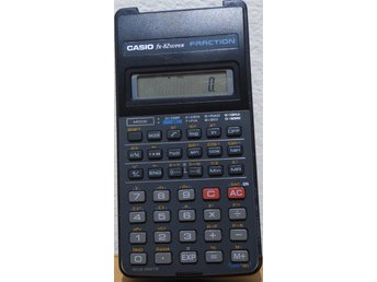 CASIO fx 82 super - Kalkylator