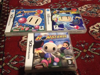 Bomberman Games