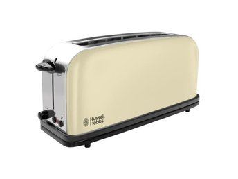 Russell Hobbs Brödrost Cream Long Slot 2 Ski