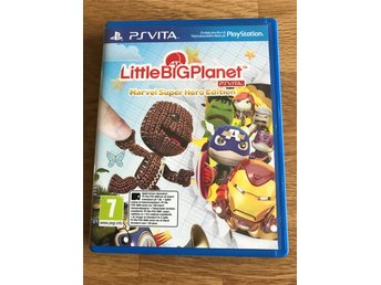 Little Big Planet Marvel Super Heroes Playstation VITA PS