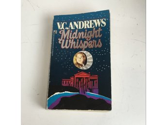 Bok, midnight wispers, V.S Andrews, Inbunden, ISBN: 076714005990
