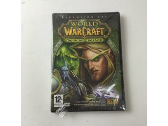 Blizzard Entertainment, Datorspel, World of Warcraft The Burning Crusade