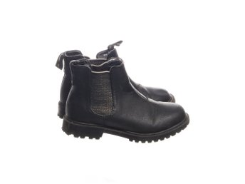Authentic Quality Goods, Boots, Strl: 24, Svart