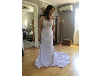 7a9187404c6e ᐈ Köp Brudklänningar, bröllopsklädsel på Tradera • 243 annonser