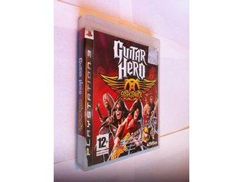 PS3: Guitar Hero - Aerosmith