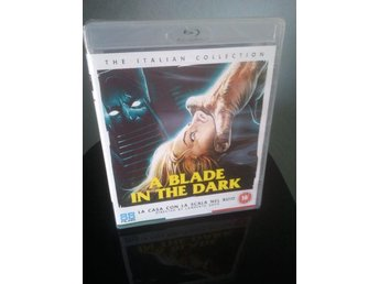 A BLADE IN THE DARK (Lamberto Bava) Giallo Blu-ray *Uncut*
