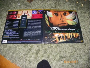 2001: a space odyssey - Deluxe Letterbox edition 2 LD - Forshaga - 2001: a space odyssey - Deluxe Letterbox edition 2 LD - Forshaga