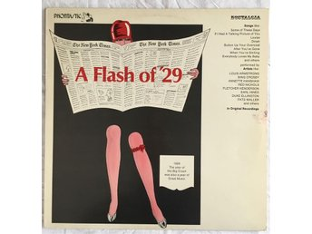 A Flash Of '29