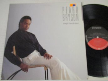 "Peabo Bryson ""Straight From The Heart"""