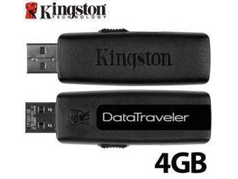 Kingston 4GB USB-minne