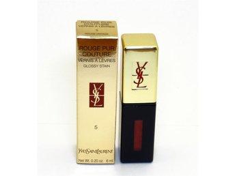 "YSL ""Rouge Vintage"" 5 glossy stain - Nacka - YSL ""Rouge Vintage"" 5 glossy stain - Nacka"