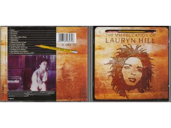 LAURUN HILL - The Miseducation Of Lauryn Hill CD