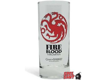 Game of Thrones Targaryen Glas