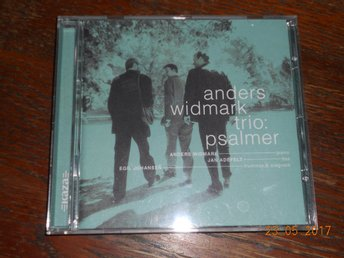 ANDERS WIDMARK TRIO - Psalmer, CD Kaza 1997 Egil Johansen - Gävle - ANDERS WIDMARK TRIO - Psalmer, CD Kaza 1997 Egil Johansen - Gävle