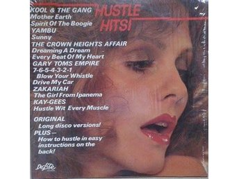 Various Artists titel*Hustle Hits* Disco US LP Comp.