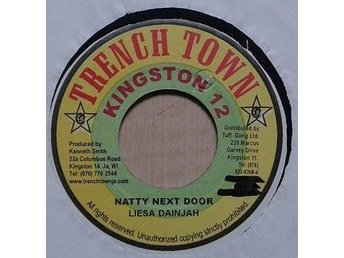 "Liesa Dainjah title* Natty Next Door* Reggae 7"" JAM"