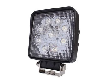 27w LED Extraljus/Backljus/Arbetsbelysning Flood  9-30v 2150lm