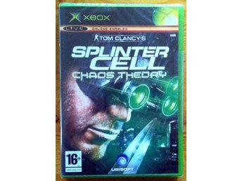 Tom Clancy's Splinter Cell: Chaos Theory (Xbox NY! PAL)