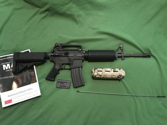 Airsoft,A&K PTW M4A1,