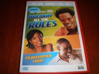 DVD - BREAKIN ALL THE RULES