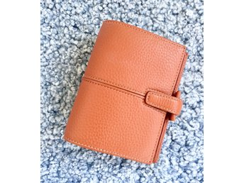 Filofax Pocket Finchley Deluxe Leather Kalender