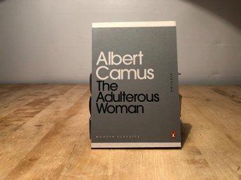 The adulterous woman - Albert Camus - Penguin modern classics - Segeltorp - The adulterous woman - Albert Camus - Penguin modern classicsISBN 978-0-141-19584-1engelsk pocketny, oläst bokGenerellt om Skicket:Jag säljer mycket olika media och har inte tid att lyssna igenom alla skivor och titta på alla filmer så oft - Segeltorp