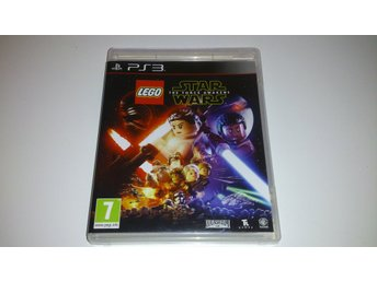 - Lego Star Wars The Force Awakens PS3 -