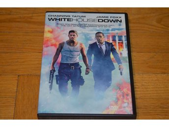 White House Down ( Jamie Foxx Channing Tatum ) - 2013- DVD