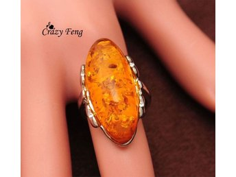 Material : Crystal + Amber 100% Brand new and High Quality stl 7, 8