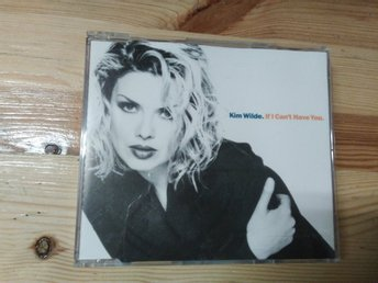 Kim Wilde - If I Can't Have You, CD