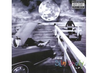 Eminem - The Slim Shady LP - CD