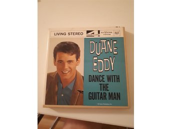 Duane Eddy Dance with the guitar man rullband