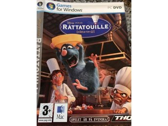PC: Disney Pixar : RÅTTATOUILLE