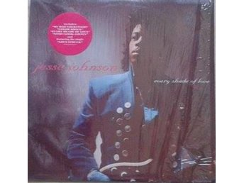 Jesse Johnson title* Every Shade Of Love* Funk / Soul LP Canada