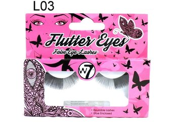 W7 Flutter Eyes False Eyelashes 03
