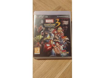 Marvel vs. Capcom fate of two worlds PS3