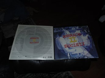 Menace II Socierty - The criterion collection - 2st Laserdisc