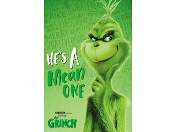 The Grinch - He´s a mean one - Grinchen