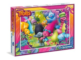 60 pcs. Puzzles Kids Special Collection Trolls