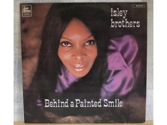 ISLEY BROTHERS :: BEHIND A PAINTED SMILE (LP)  GER Press