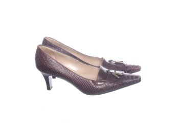 Peter Kaiser, Pumps, Strl: 36, Brun