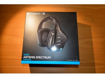 Logitech G933 Artemis Spectrum Gaming Headset till SUPERPRIS!!