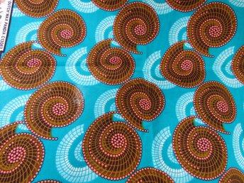 Helt nya Nytt tyg bomull Afrika unik design färg tryck m.. (364325831) ᐈ DB-74