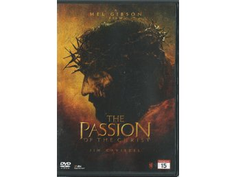 THE PASSION OF THE CHRIST    ( SVENSKT TEXT )