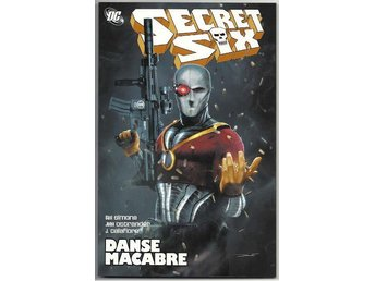Secret Six: Danse Macabre TP NM Ny Import