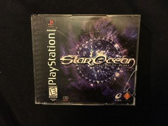 Star Ocean the second story ntsc
