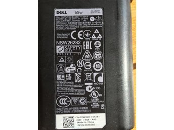 Dell Laptop laddare/charger