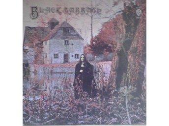 Black Sabbath titel*Black Sabbath* Canada LP - Hägersten - Black Sabbath titel*Black Sabbath* Canada LP - Hägersten