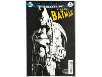 All Star Batman # 1 Director's Cut NM Ny Import