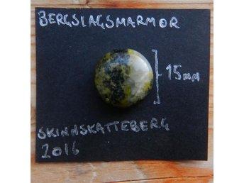 Slipad juvel av svensk Marmorsten - Västerås - Slipad juvel av svensk Marmorsten - Västerås